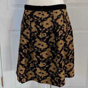 (LOFT) Knee Length Skirt